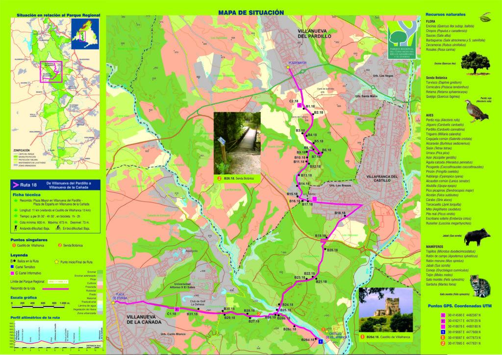 Rutas por el Parque Regional del Guadarrama (Madrid)