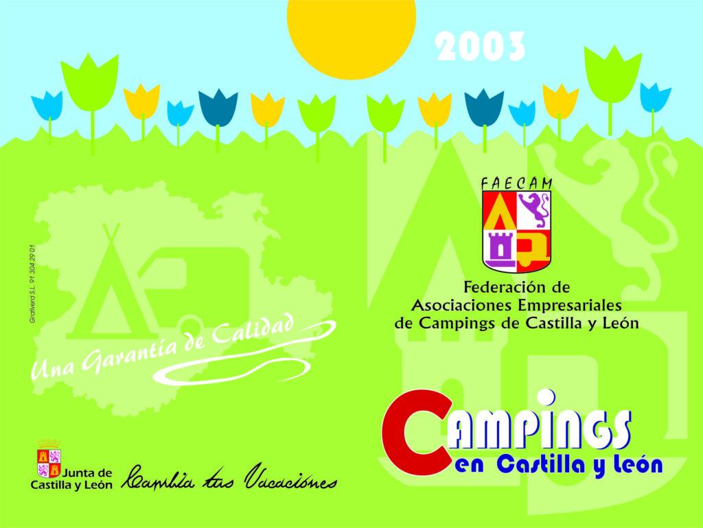 Guía de Camping JCYL