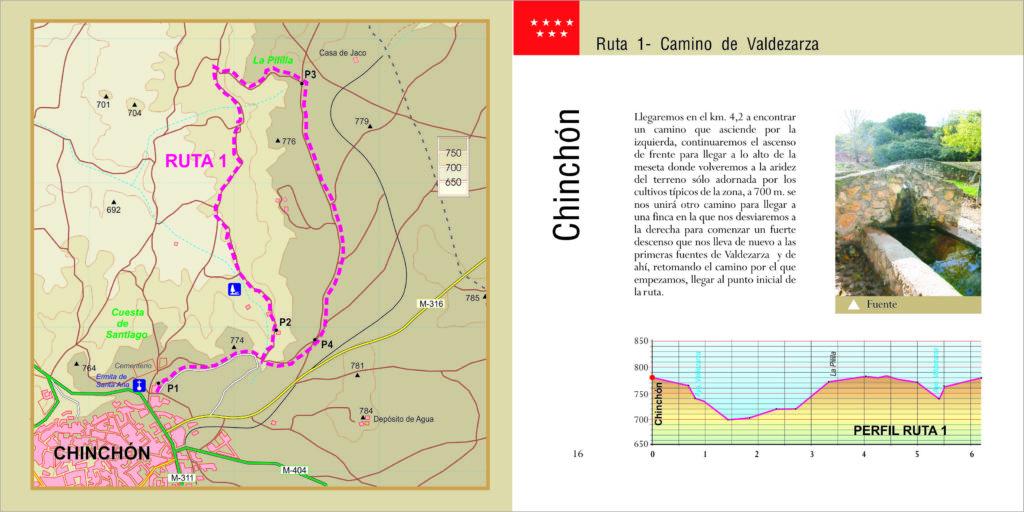 Rutas en Chinchón (Madrid)
