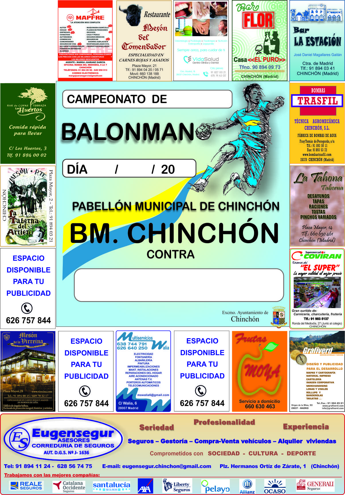 Balonmano Chinchón (Madrid)