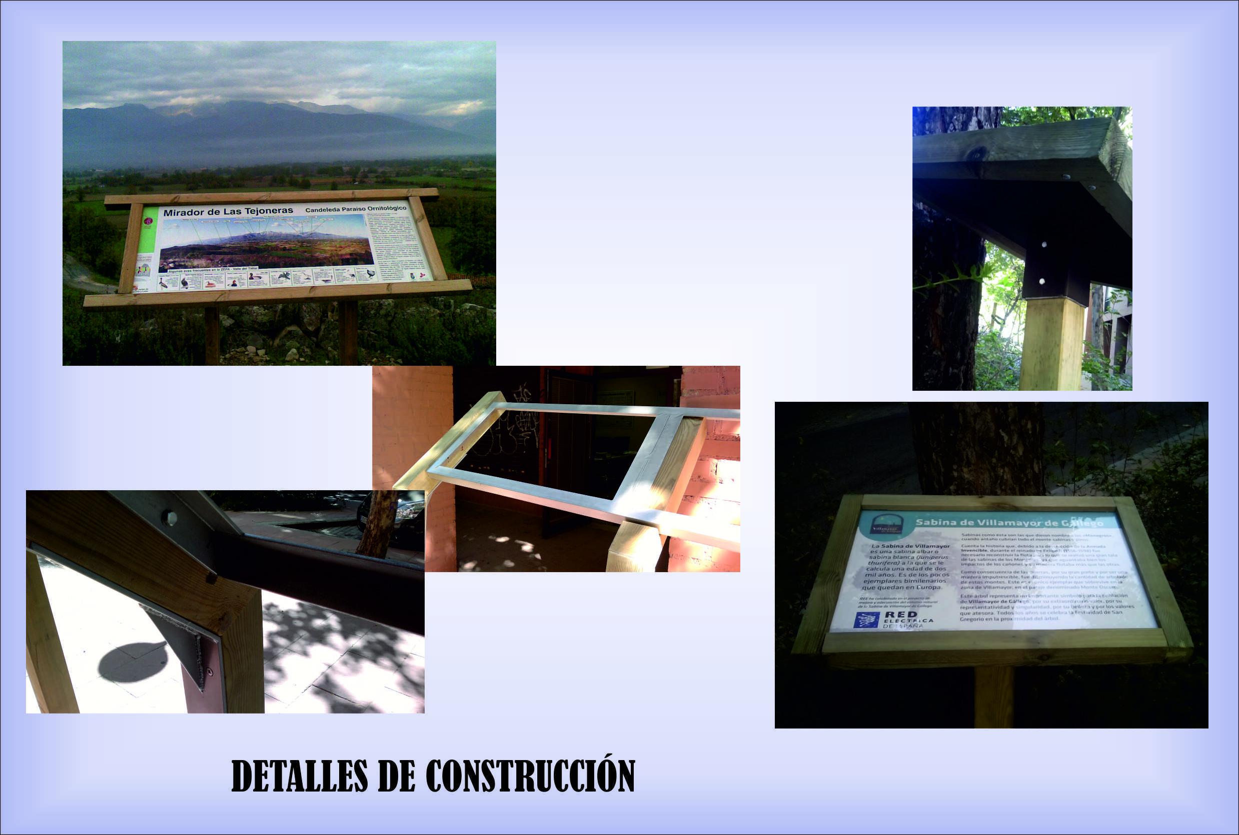 Ejemplos de construcción