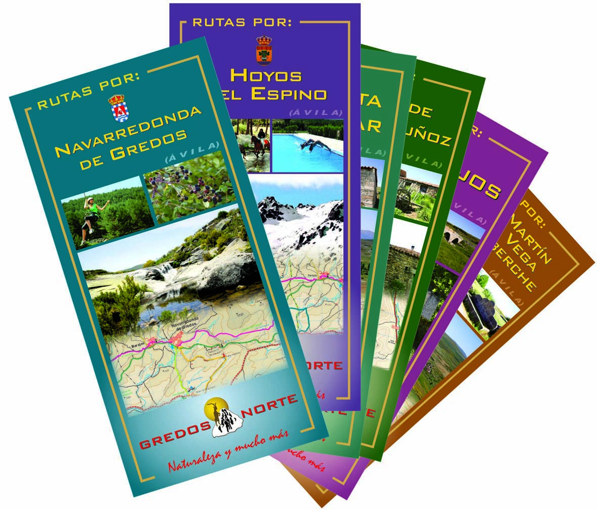 Promoción y divulgación de rutas de senderismo