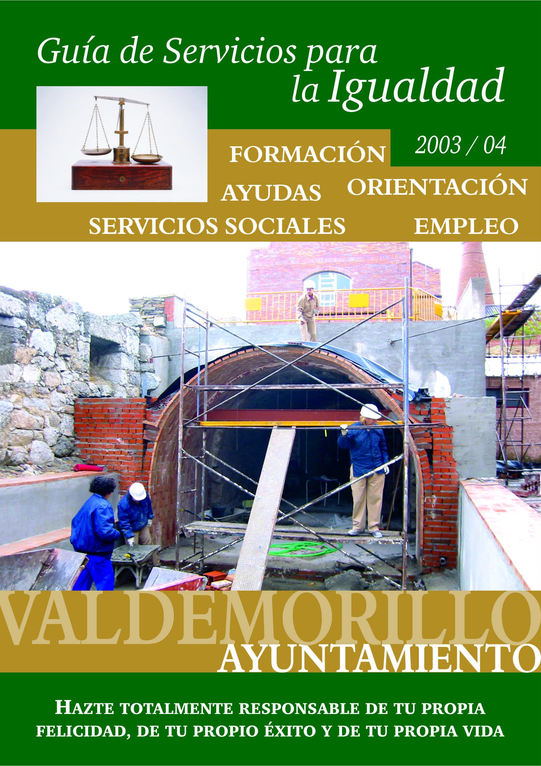 Publicaciones de servicios